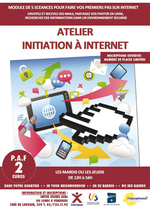 Ateliers internet