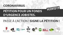 Petition Jobistes