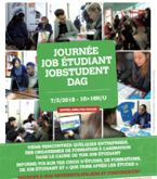 Journée job étudiant 2018