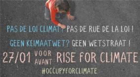 pas de loi climat